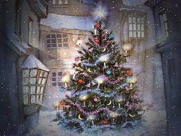 Dickens' Christmas Tree