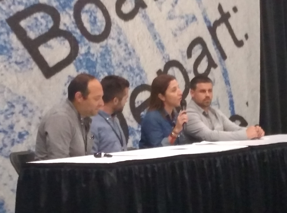 Lonely Planet Panel