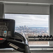 Workout Room With a View