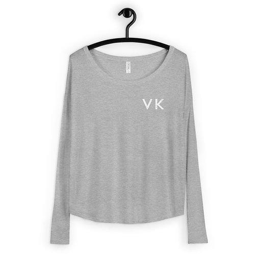 T-shirt à Manches Longues VK