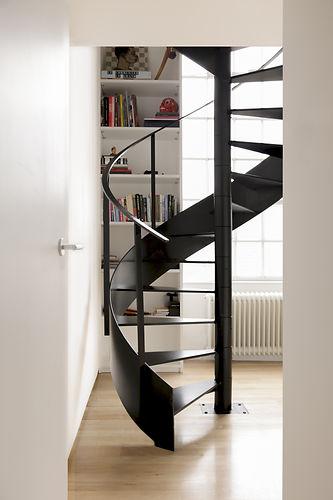 Kirkwood McCarthy Library Stair