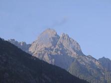 Spitzkofel in den Lienzer Dolomiten