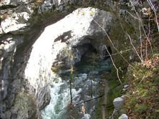 Karstquelle in Slowenien 1