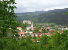 Gurktaler Alpen bei Murau
