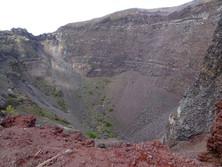 Krater des Vesuv 4