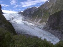 Franz Joseph Glacier - Neuseeland 1