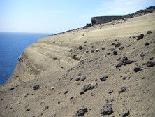 Vulkan Capelinhos auf Faial 3