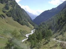 Kerbtal in Osttirol 1