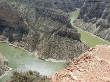 Bighorn Canyon Montana 1
