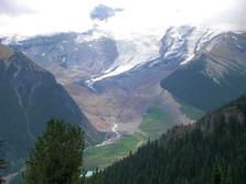 Mt. Rainier Gletscher 1