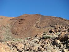 Lavastrom am Teide 3