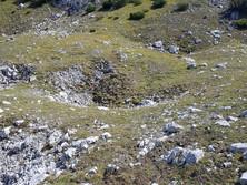Kleine Doline am Feuerkogel 1