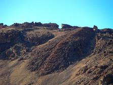 Lavastrom am Teide 1