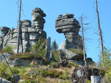 Blockburg am Dreisesselberg 1