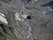 Gletschertor des Glockerinkees 1