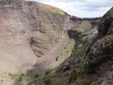 Krater des Vesuv 2