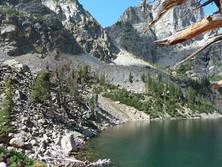 Frostverwitterung im Rocky Mountains NP 1