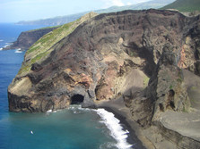 Vulkan Capelinhos auf Faial 2