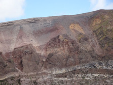 Krater des Vesuv 3