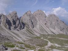 Lienzer Dolomiten bei Karlsbader Hütte