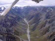 Trogtal im Mount Cook NP - Neuseeland