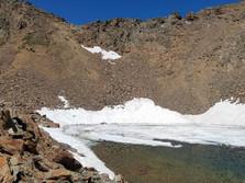 Frostverwitterung bei den Saldurseen 1