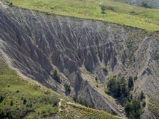Bodenerosion auf Zypern