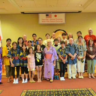 Japanese Home stay pictures july 2014 04