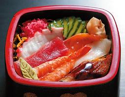 鮨雅_ちらし寿司