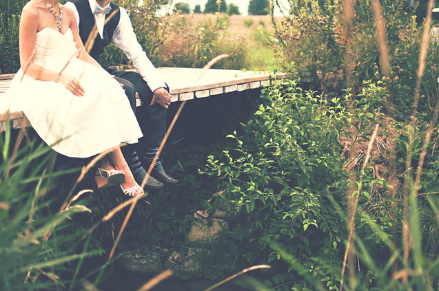 The perfect wedding setting!