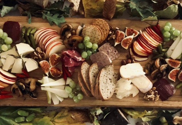 Our harvest grazing board