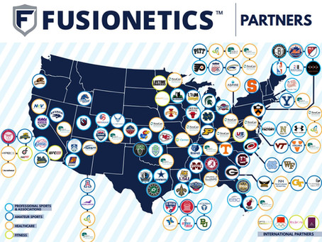 GRIT Sports Performance announces new partnership with movement analysis leader, Fusionetics.
