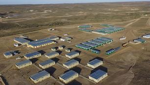Santa Cruz: Yamana Gold informó avances positivos en el programa de exploración en Cerro Moro