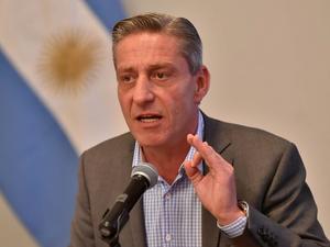 """Chubut: Mariano Arcioni pidió que diputados debatan la zonificación minera """"sin fundamentalismos"""""""