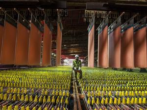 Chile: De la mano del cobre, exportaciones alcanzan nivel récord en el primer semestre