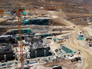 Perú: Las inversiones de Anglo American Quellaveco fueron las más altas del sector a mayo 2021