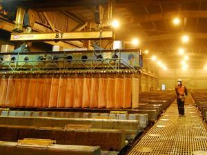 Perú: Exportaciones mineras se incrementaron un 49% durante el primer cuatrimestre del año