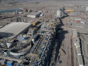 Perú: Marcobre obtiene permiso para iniciar producción comercial de Mina Justa