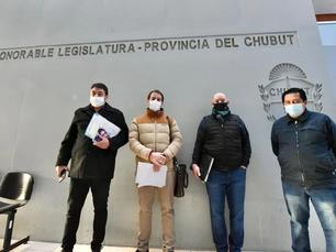 Chubut: Reunión de jefes comunales de la Meseta con diputados para pedir por la zonificación minera