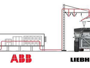 Liebherr Mining junto con ABB avanza en su programa de cero emisiones netas para maquinaria minera