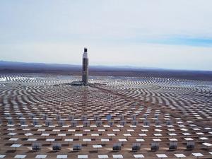 Chile: Se inauguró la primera planta termosolar de América Latina
