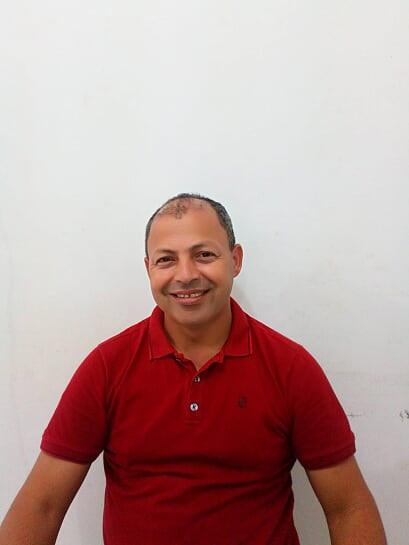 Secretário Evandro Melo
