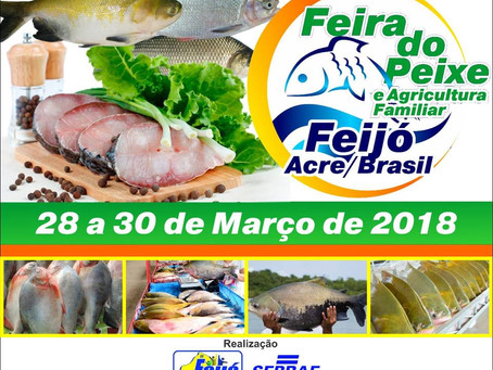 Prefeitura de Feijó realiza Feira do Peixe