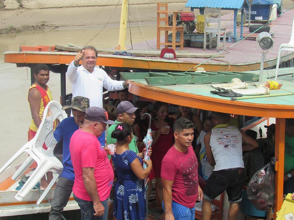 Deputado Estadual Marcus Cavalcante
