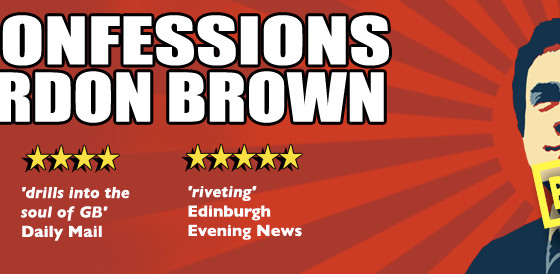 Many Rivers Productions | The Confessions of Gordon Brown