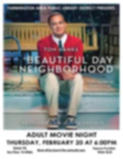 Beautiful Day In the Neighborhood Movie