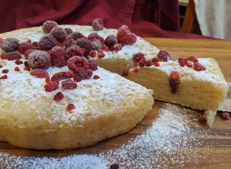 RECIPE - VANILLA WACKY CAKE