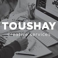 Let Toushay Creative Services buld your brand!