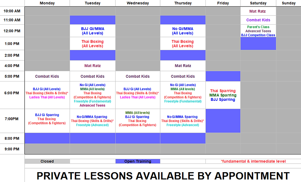 timetable October 2020_add gi competitio