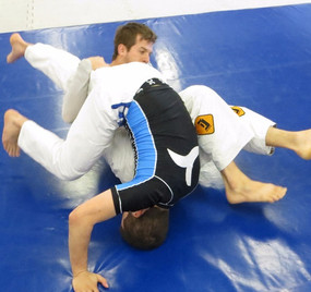 Brazilian Jiu Jitsu Christchurch | BJJ Gym & Training
